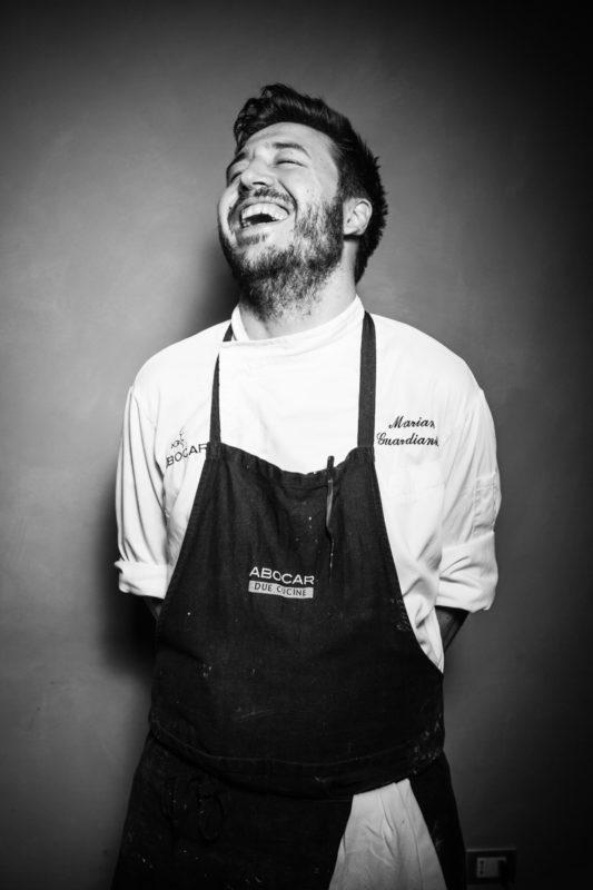mariano guardianelli chef experience